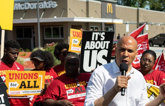 McDonald's accused of racism