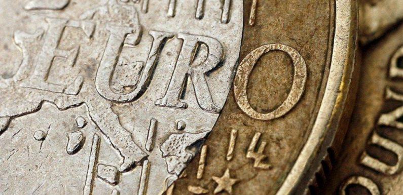 The Euro set a record